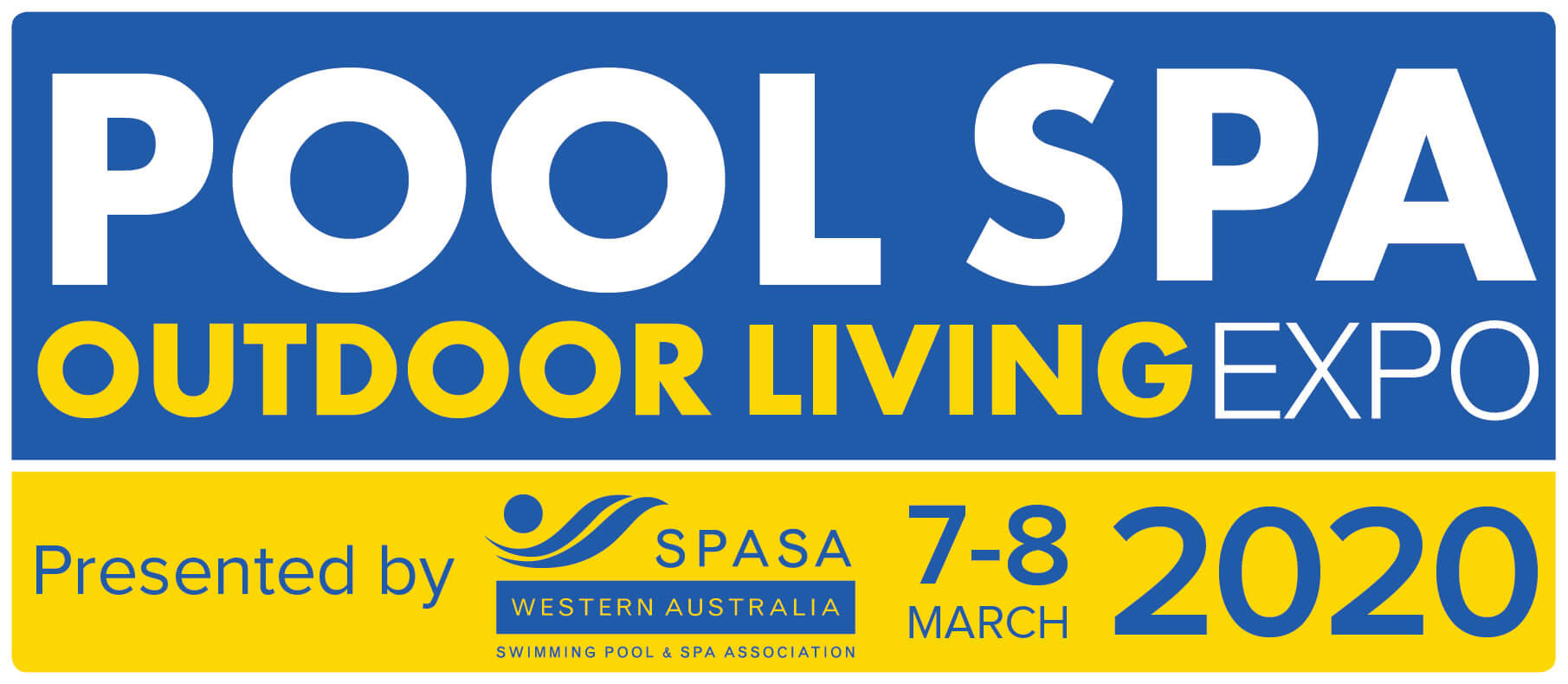 Perth Pool Spa and Outdoor Show - March 2020